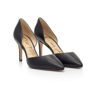 Sam Edelman Shoes - Sam Edelman Black Telsta Pump